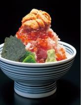 ららぽーと名古屋みなとアクルス日本橋海鮮丼つじ半のせいたく丼の画像20180612