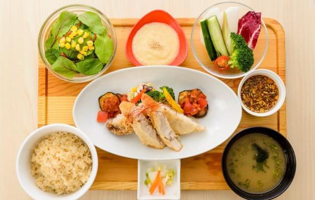大手町プレイス_sakura食堂料理イメージ20180706