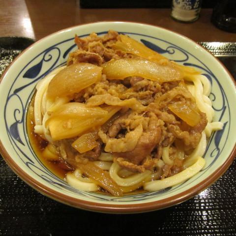 丸亀製麺牛山盛りうどん2018大賞味サムネイル