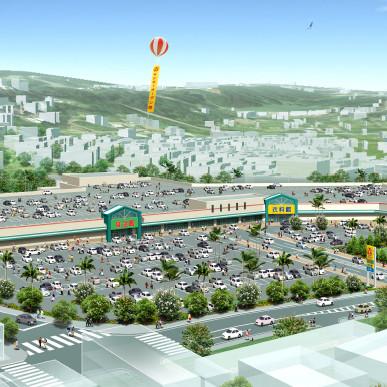 サンエー石川シティ仮称2020年夏オープン予定サムネイル