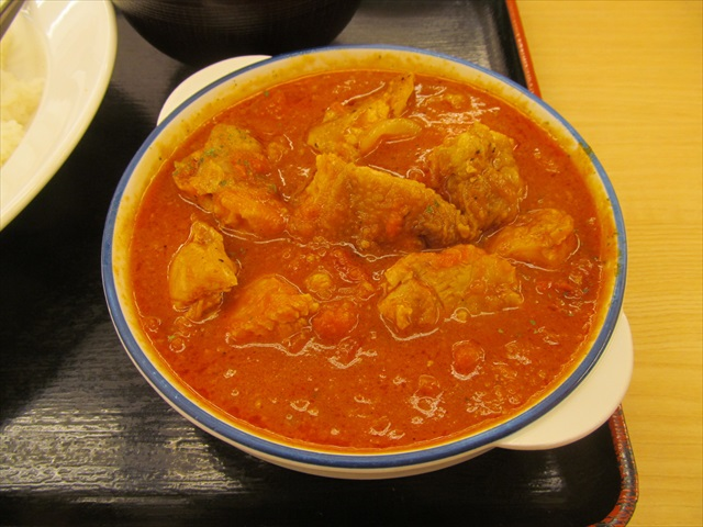 matsuya_gorogoro_chicken_tomato_curry_20180721_071