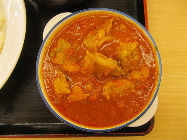matsuya_gorogoro_chicken_tomato_curry_20180721_072