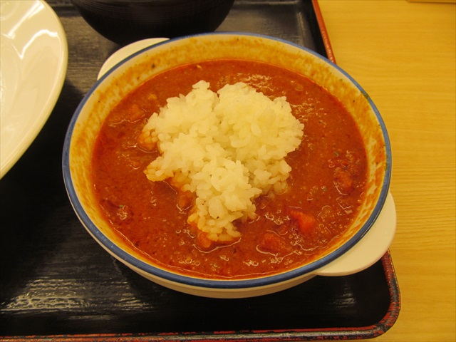 matsuya_gorogoro_chicken_tomato_curry_20180721_085