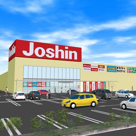 ジョーシン明石店オープンサムネイル