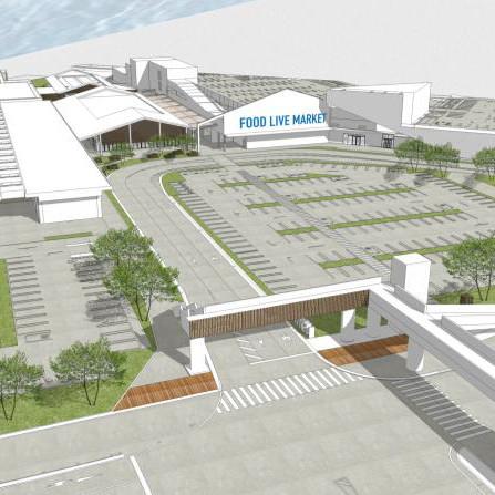 ブランチ横浜南部市場仮称2019年9月オープン予定サムネイル