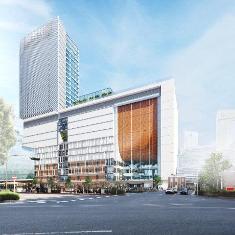 JR横浜ビル_JR横浜鶴屋町ビル_2020年開業予定サムネイル