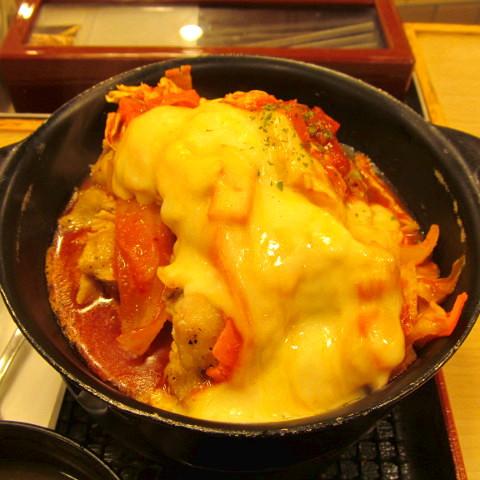 松屋チーズタッカルビ鍋定食2018大盛賞味サムネイル480調整後