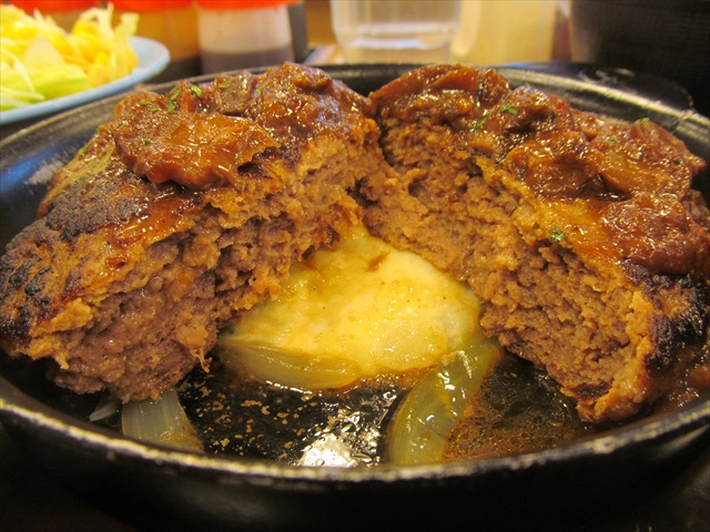 matsuya_beef_hamburg_steak_teishoku_20181218_043