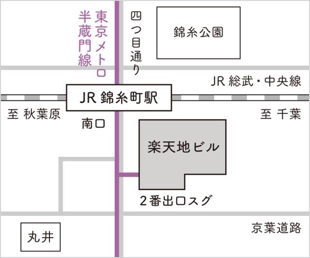 錦糸町パルコ地図20190121