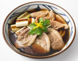 丸亀製麺_鴨ねぎうどん_商品画像2010123