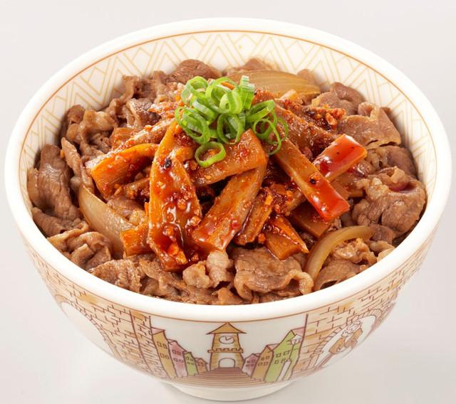 すき家食べラーメンマ牛丼2010年ver20190123