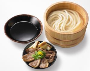 丸亀製麺_鴨つけうどん_商品画像20190123