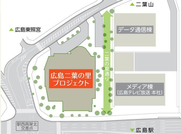 グラノード広島_地図_20190212