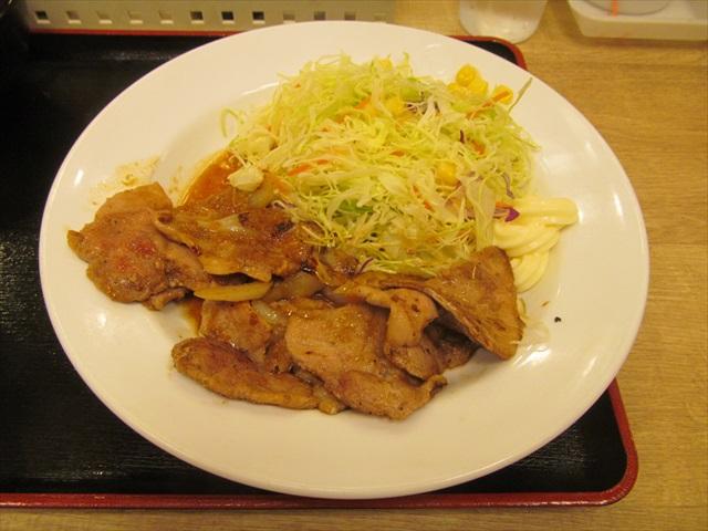 matsuya_pork_shoulder_loin_shogayaki_teishoku_20190219_048