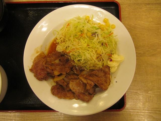 matsuya_pork_shoulder_loin_shogayaki_teishoku_20190219_049