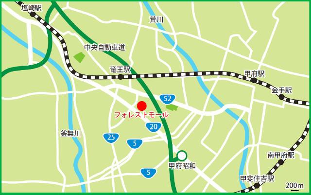 フォレストモール甲斐竜王_広域地図_640_20190331