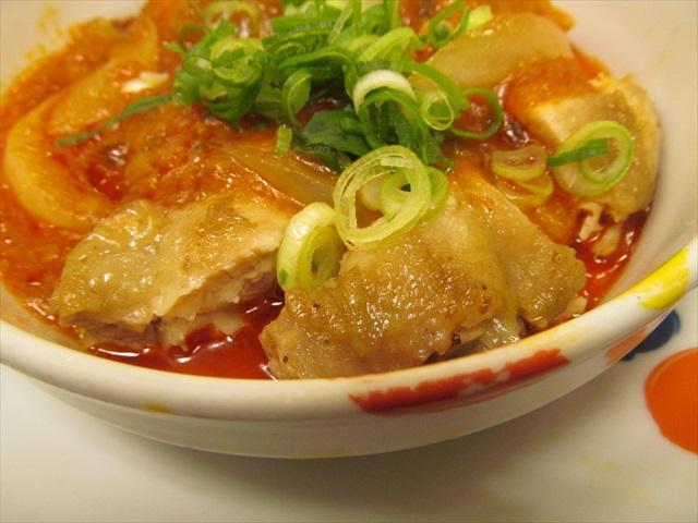 matsuya_gorogoro_chicken_with_chili_sauce_teishoku_20190319_052