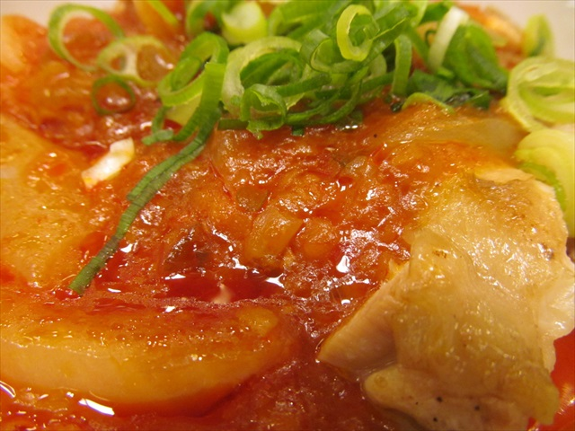 matsuya_gorogoro_chicken_with_chili_sauce_teishoku_20190319_061
