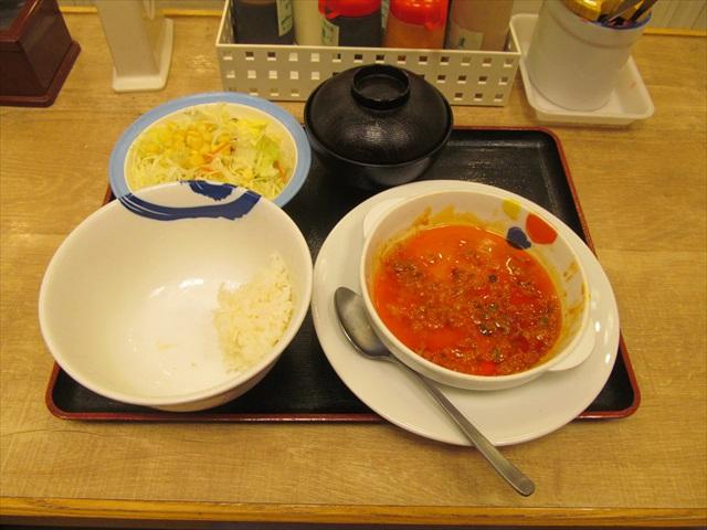 matsuya_gorogoro_chicken_with_chili_sauce_teishoku_20190319_095