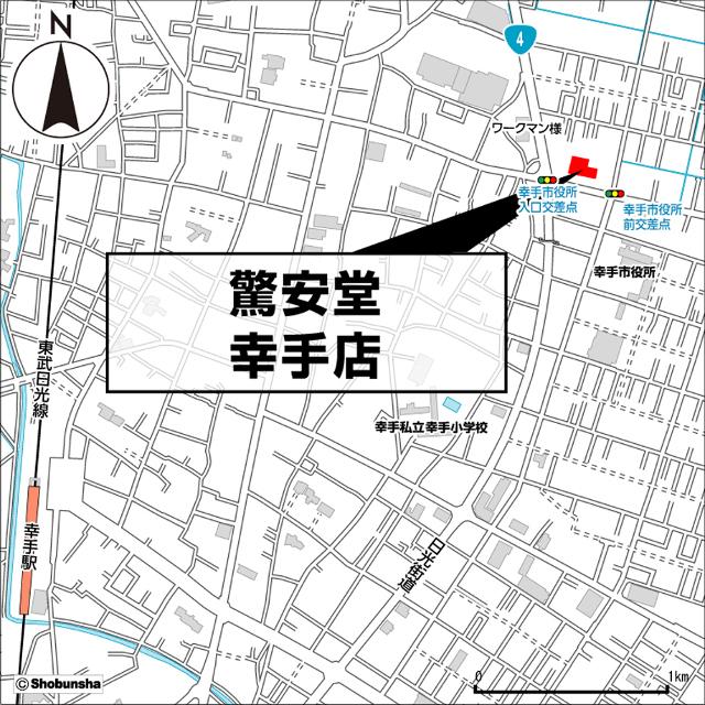驚安堂_幸手店_地図20190430
