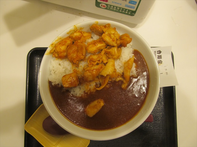 yoshinoya_chicken_spicy_curry_20190418_019