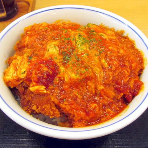 かつやトマたまチキンカツ丼2019大盛賞味サムネイル480調整後