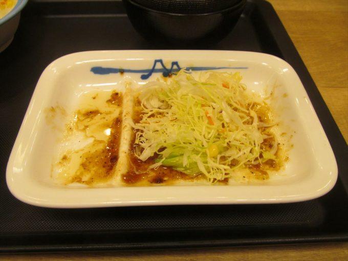 matsuya_beef_takenoko_oyster_itame_teishoku_20190723_215