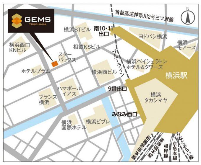 ジェムズ横浜_GEMS横浜_地図_1205_20190918