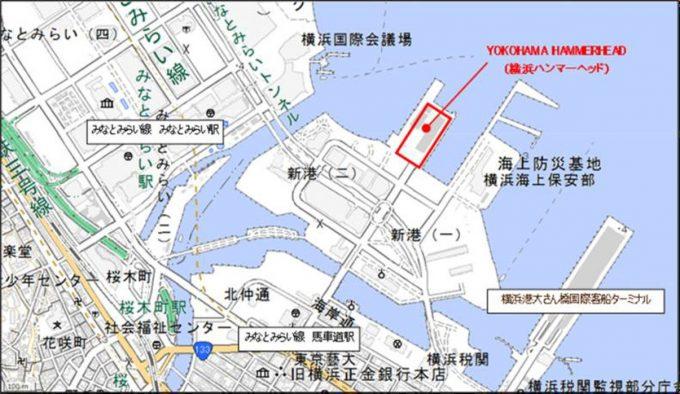 横浜ハンマーヘッド_地図_1205_20190903
