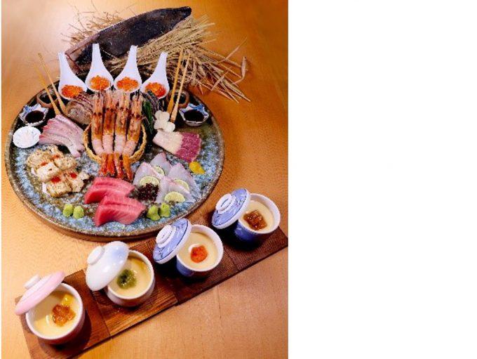 ジェムズ横浜_GEMS横浜_藁焼きと茶碗蒸し横浜魚金_1205LB_20190918