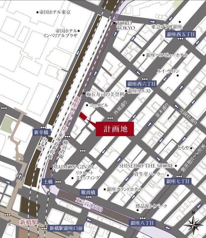 ファンデス銀座_地図_1205_20191120