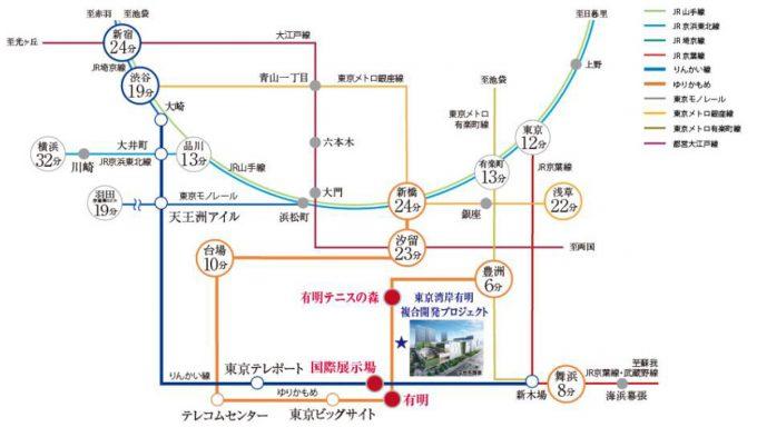 有明ガーデン_路線図_1205_20191127