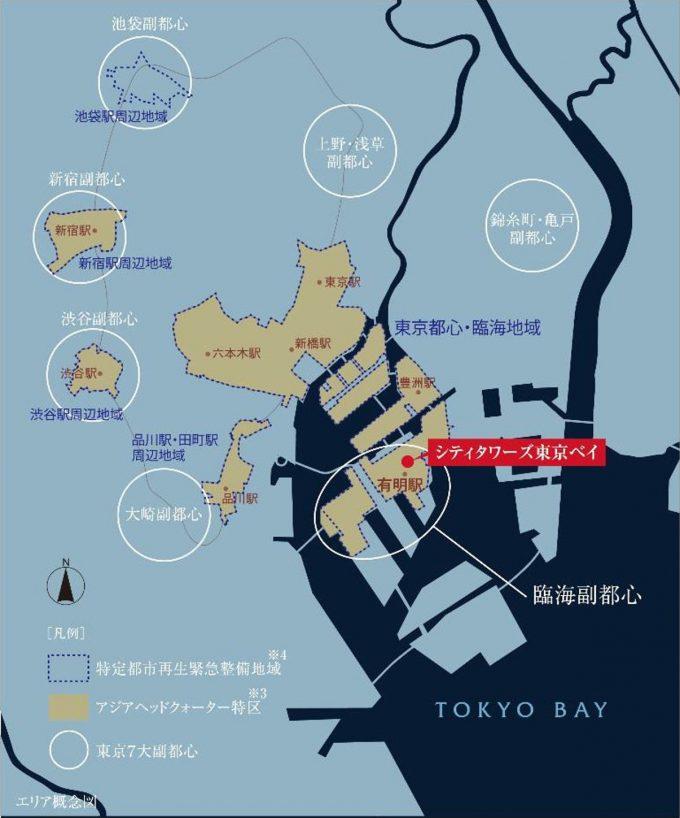 有明ガーデン_広域地図_1205_20191127
