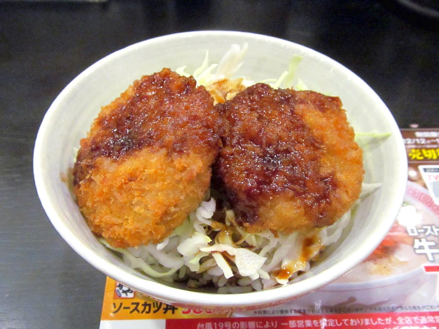 幸楽苑かつや監修ソースカツ丼2019賞味アイキャッチ1280調整後