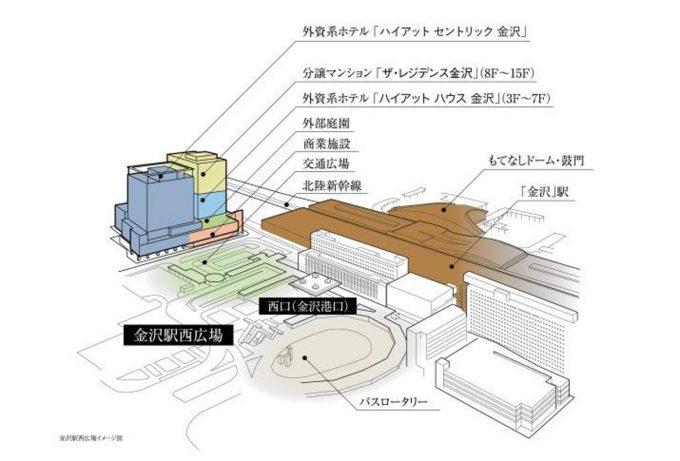 金沢駅西口広場イメージ_1205_20191224