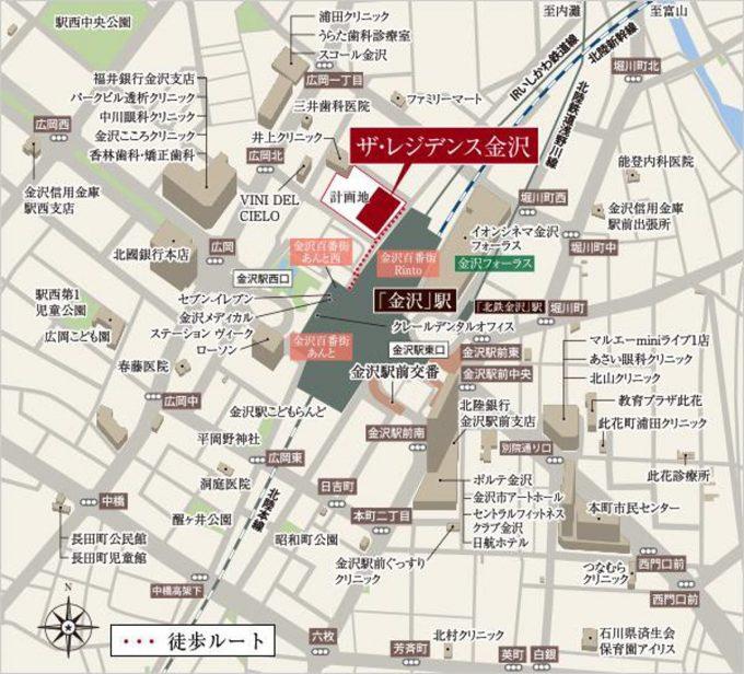 ザレジデンス金沢_地図_1205_20191224