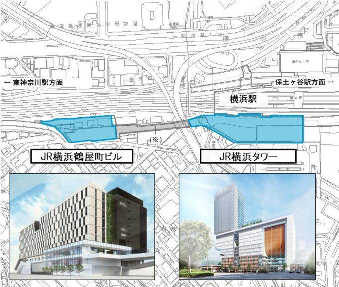 JR横浜タワー_地図_1205_20200128