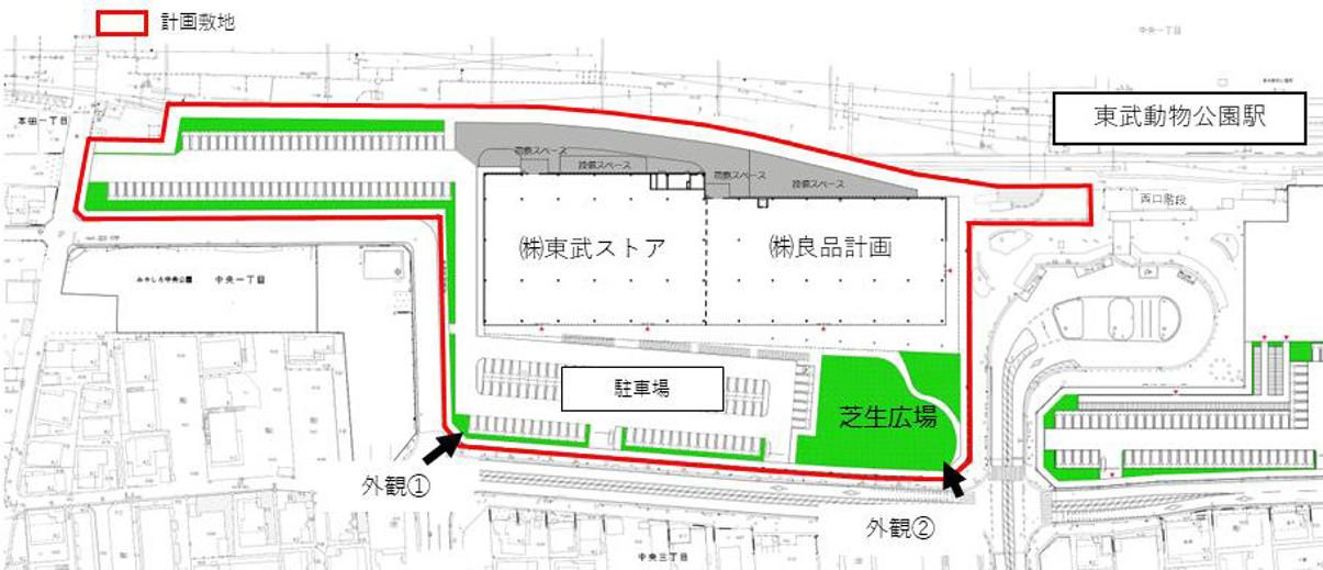 東武動物公園西口計画_平面図_1205_20200629