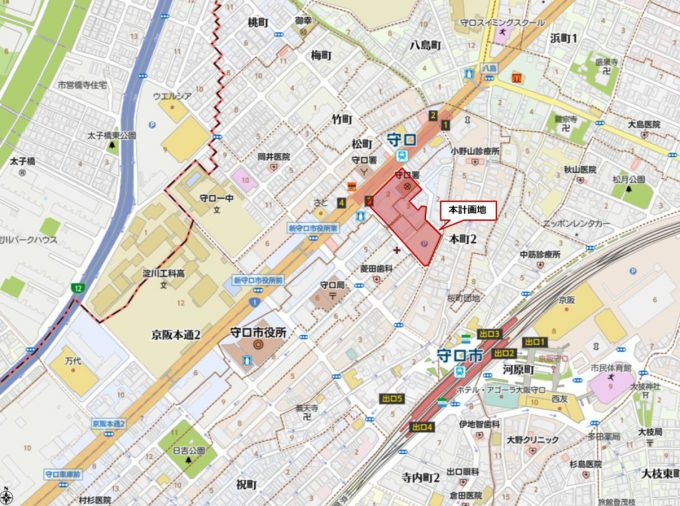 aeontown-link-city-moriguchi_地図_1205_20200719