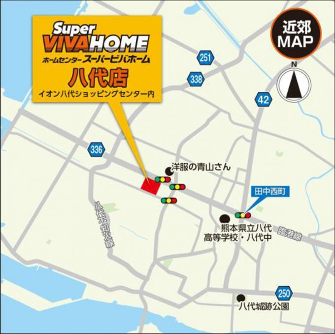 スーパービバホーム八代店_地図_1205_20200823