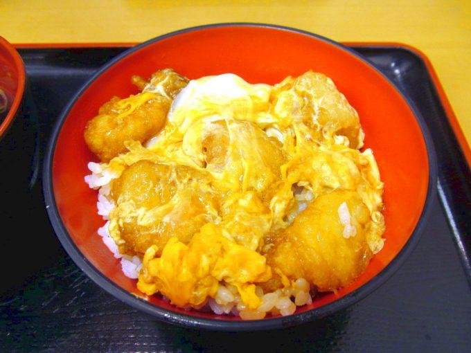 富士そば天然輪島ふぐの唐揚げ丼ミニ2020賞味アイキャッチ1280調整後
