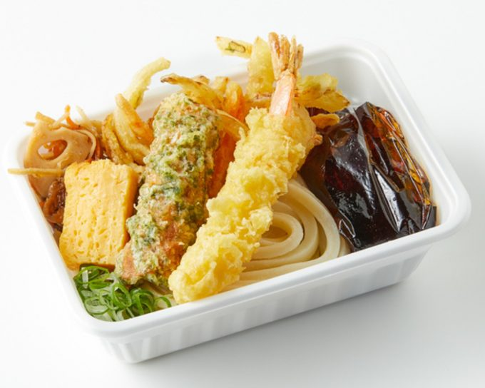 丸亀製麺_丸亀うどん弁当_3種の天ぷら_1205_20210406
