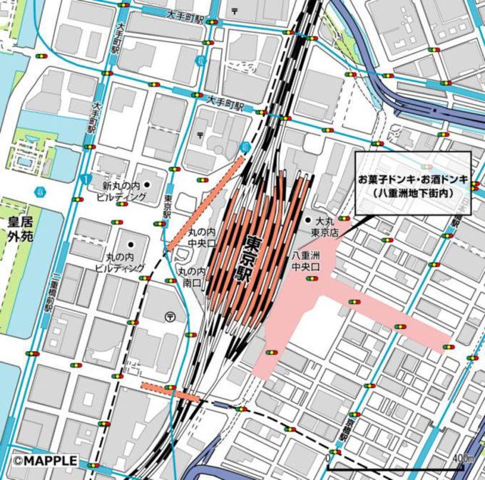 お菓子ドンキ八重洲_地図_1205_20210514