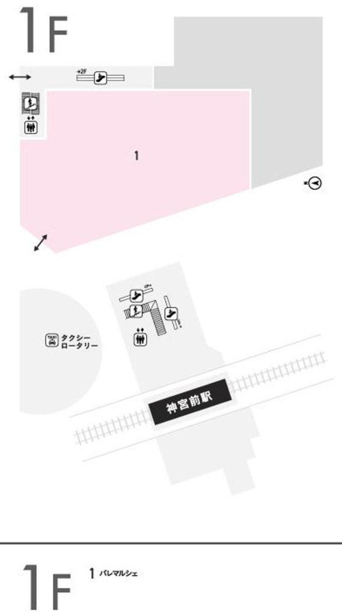 ミュープラット神宮前_1Fフロアマップ_1205_20210614