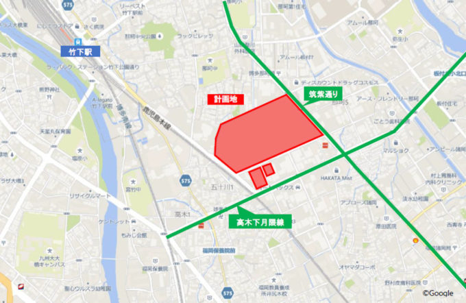 ららぽーと福岡_周辺地図_1205_20210714