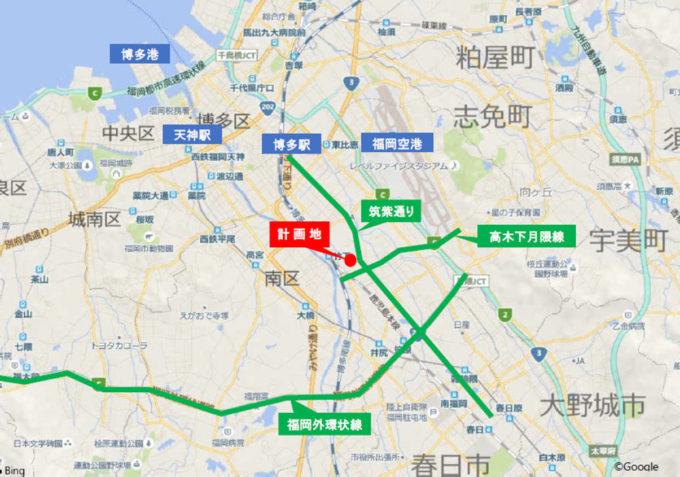 ららぽーと福岡_広域地図_1205_20210714