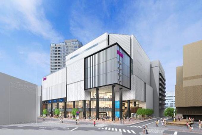 イオンモール横浜西口_外観イメージ_1205_20210720