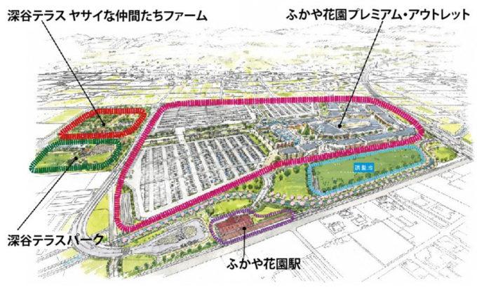 花園IC拠点整備プロジェクト_鳥瞰イメージ_1205_20210727