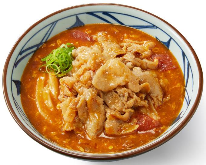 丸亀製麺_豚肉のせトマたまカレーうどん_切り抜き_1205_20210830